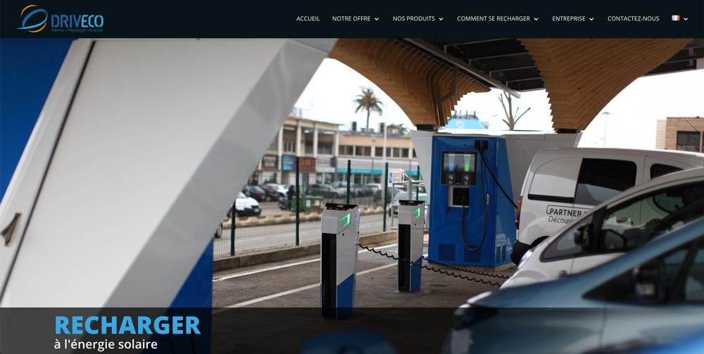 site internet de driveco