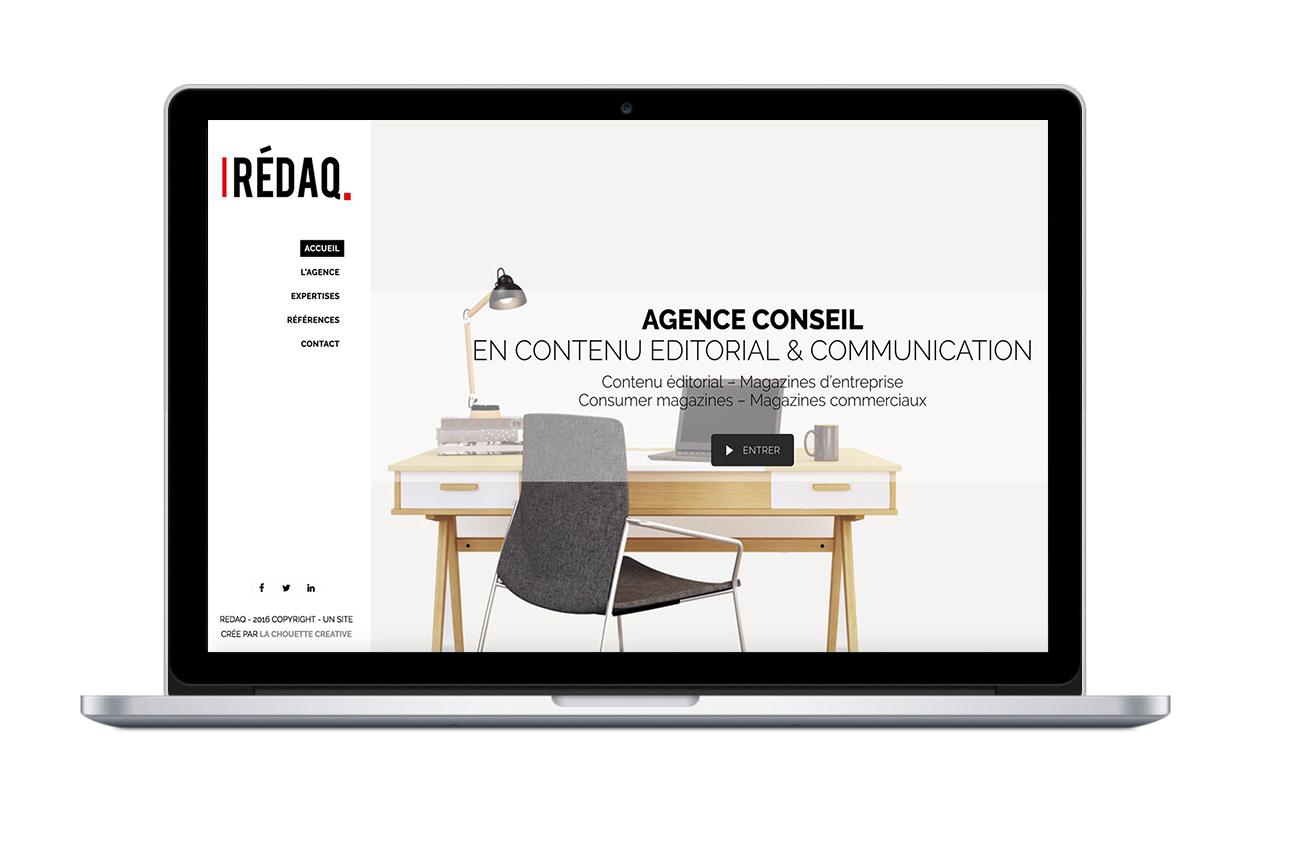 redaq - agence de conseil en contenu